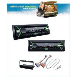 RADIO SONY CDX-G1002U MP3 USB FORD Escort Cougar