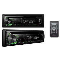 RADIO PIONEER DEH-1901UBG + PILOT AUX CD USB MP3