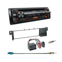 SONY CDX-G1201U MP3 RADIO MP3 BMW 3 E46 1998-2003