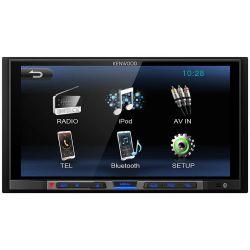 KENWOOD DMX100BT RADIO 2DIN DivX USB BLUETOOTH MP3