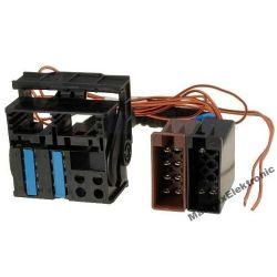 ISO ADAPTER Plug & Play VW MFD2 RNS2 RNS300