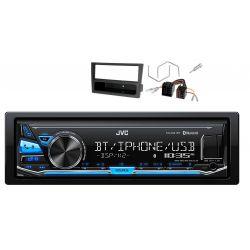 RADIO JVC KD-X341 BLUETOOTH MP3 OPEL MERIVA SIGNUM