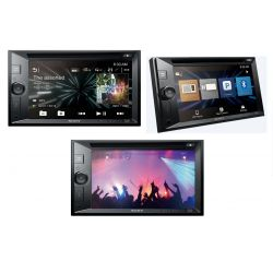 RADIO 2DIN SONY XAV-W651BT BLUETOOTH DVD USB MP3