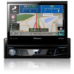 PIONEER AVH-X7800BT RADIO 1DIN DVD CD BT NAWIGACJA