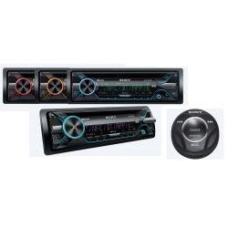 RADIO SONY MEX-N5200BT CD BLUETOOTH COLOR PILOT