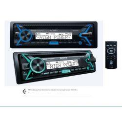 SONY MEX-M100BT Radio do łazienki łodzi CD MP3 USB
