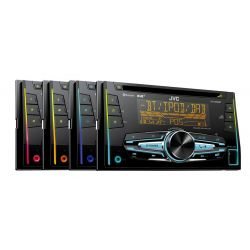 JVC KW-DB92BT RADIO 2DIN BLUTOOTH CD USB MP3 DAB +