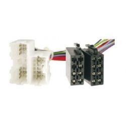 ISO Adapter VOLVO S40 V40 S70 V70   ---> 2000 r
