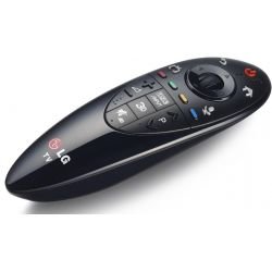 PILOT ORYGINALNY TV LG AN-MR500 CZARNY ( PW )