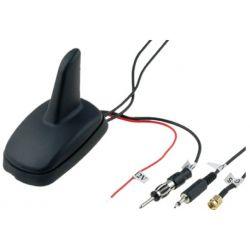 ANTENA SHARK AM/FM + GPS SMA-A + DVB-T