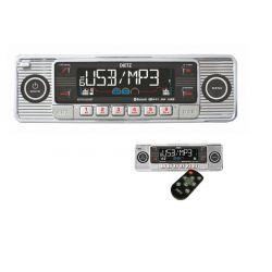 DIETZ RETRO 200BT RADIO KLASYCZNY WYGLĄD CD MP3