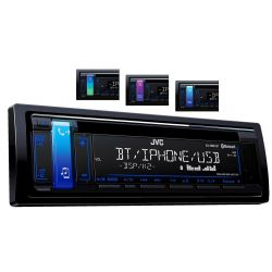 JVC KD-R881BT RADIO SAMOCHODOWE CD MP3 BLUETOOTH