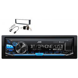 RADIO JVC KD-X341BT BLUETOOTH MP3 USB SMART A450
