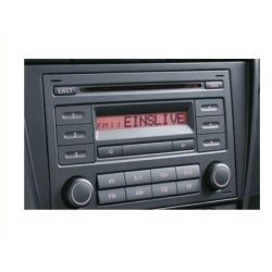 RCD 200 RADIO CD MP3 SEAT ALHAMBRA IBIZA VW FOX