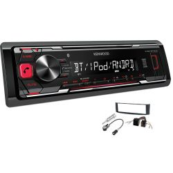 RADIO KENWOOD KMM-BT203 MP3 BLUETOOTH SMART TWO