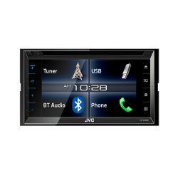 JVC KW-V320BT RADIO 2DIN USB MP3 BLUETOOTH DVD CD