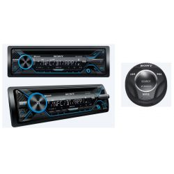 RADIO SONY MEX-N4200BT AUX CD USB BLUETOOTH PILOT