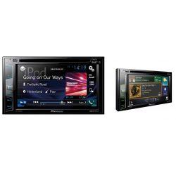 PIONEER AVH-X3800DAB RADIO 2DIN DVD CD MP3 BT DAB