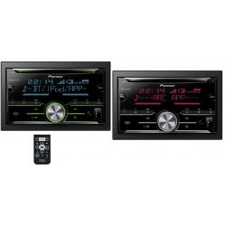 RADIO 2DIN PIONEER FH-X730BT MP3 BLUETOOTH + PILOT
