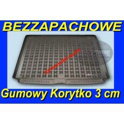 MAZDA 2 OD 2014- GUMOWY DYWANIK BAGAŻNIKA RANT 4cm