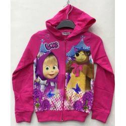 Modna śliczna bluza Masza i Niedźwiedź ROZ 146