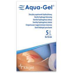 Aqua-Gel sterylne opatrunki hydrożelowe