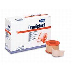 Hartmann Omniplast - Przylepiec z tkaniny wiskozowej 5cm x 5m