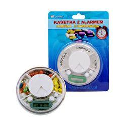 Kasetka do dawkowania leków z alarmem - dzienna KA-30 Country
