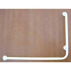 Uchwyt (poręcz) łazienkowy wannowy dla niepełnosprawnych PRAWY 123