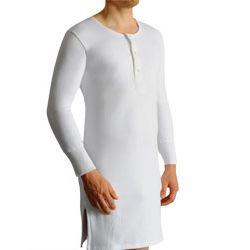 Koszula nocna GRUBA typu plusz - bawełniana, antyalergiczna