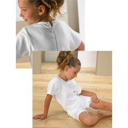 Body dla dzieci z krótkimi rękawkami i nogawkami