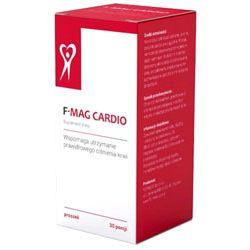 FORMEDS Potas, magnez na zdrowe serce F-MAG CARDIO - 30 saszetek