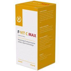 FORMEDS Witamina C, D3 oraz cynk na odporność F-VIT C MAX - 60 saszetek