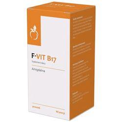 FORMEDS Amigdalina - suplement diety F-VIT B17 - 90 saszetek
