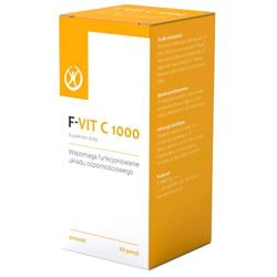 FORMEDS Witamina C na odporność F-VIT C 1000 - 90 saszetek