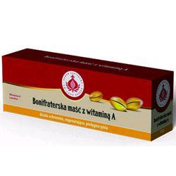 Bonifraterska maść z witaminą A 50g