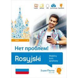 Rosyjski. Bez problemu! Mobilny kurs językowy. Poziom średni B1 - Sitarski Andrzej Historyczne