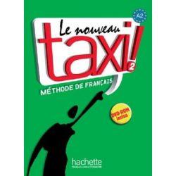 Le Nouveau Taxi! 2 Podręcznik - Menand Robert