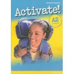 Activate! A2. Workbook. Gimnazjum - Gaynor Suzanne Historyczne