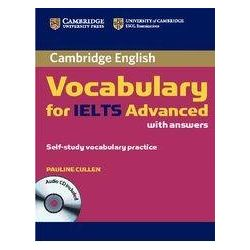 Cambridge English Vocabulary for IELTS Advanced - Cullen Pauline