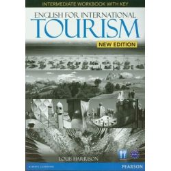English for International. Tourism. Intermediate Workbook with key + CD - Harrison Louis