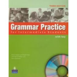 Grammar Practice for Intermediate Students with key + CD - Viney Brigit
