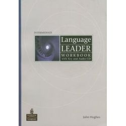 Language Leader. Intermediate. Workbook with key + CD - Hughes John