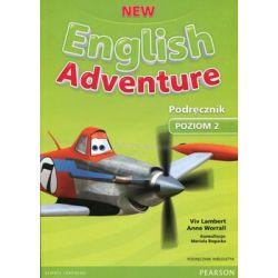 New English Adventure 2. Język angielski. Podręcznik wieloletni. Szkoła podstawowa + CD CD - Opracowanie zbiorowe