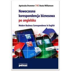Nowoczesna korespondencja biznesowa - Drummer Agnieszka