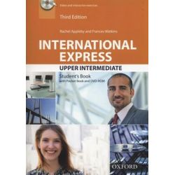 International Express. Upper Intermediate. Student's Book + Pocket Book + DVD - Appleby Rachel Historyczne