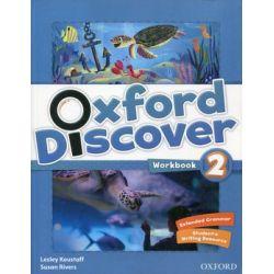 Oxford Discover 2. Workbook - Koustaff Lesley Historyczne