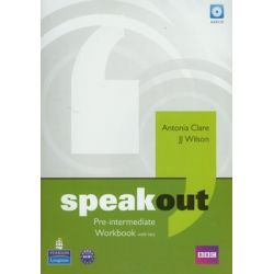 Speakout Pre-Intermediate Workbook with key + CD - Clare Antonia