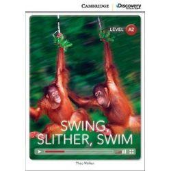 Swing, Slither, Swim - Walker Theo Książki do nauki języka obcego