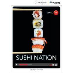 Sushi Nation - Kocienda Genevieve Książki do nauki języka obcego
